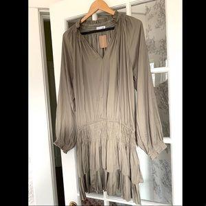 Vestique Peasant Tunic Dress NWT